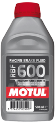 MOTUL RBF 600 Racing Brake Fluid 500 ml
