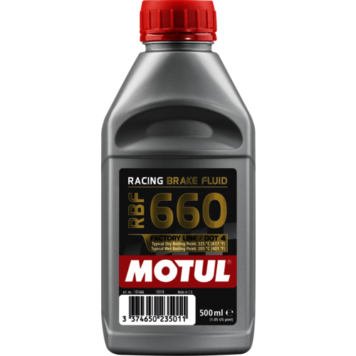 MOTUL RBF 660 Racing Brake Fluid 500 ml